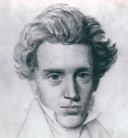 A Portrait Of Kierkegaard